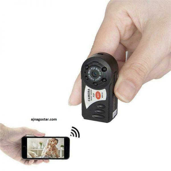 دوربین مدار بسته ی سیم کارت خور