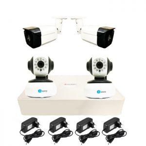 مشخصات دوربین مداربسته تحت شبکه