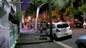 دوربین مداربسته دید در شب رنگی