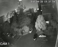 مشخصات دوربین مدار بسته دید در شب